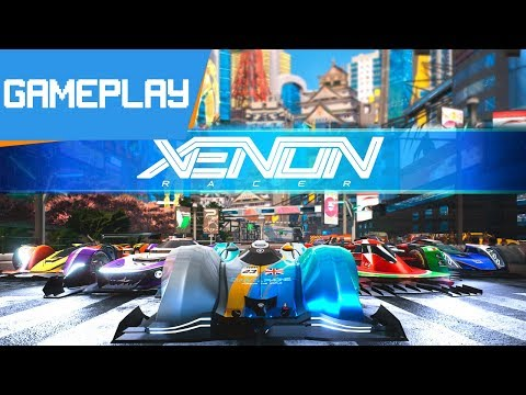 Xenon Racer - Closed Beta Mp3