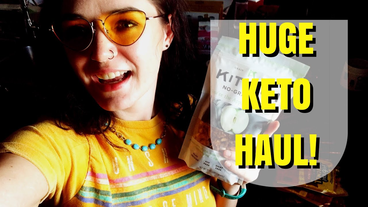 Giant HEB and Natural Grocers Keto Grocery Haul // Keto Meal Plan for  Losing Fat and Gaining Muscle