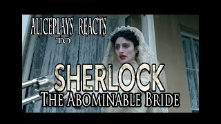 Sherlock Reaction - The Abominable Bride