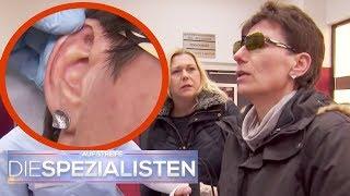 Blinde Frau mit Tumor: Verliert sie nun auch noch ihr Gehör? | Die Spezialisten | SAT.1