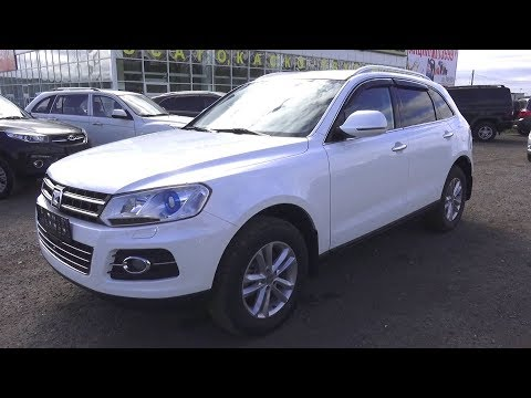2017 Zotye T600 Turbo. Start Up, Engine, and In Depth Tour.