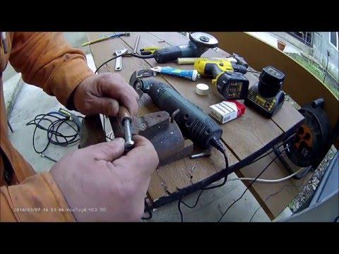 Как починить шланг от керхера