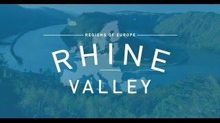 Regions of Europe - Rhine Valley - Visit Europe