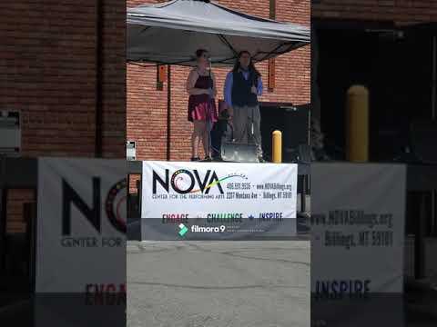 """NOVA Parking Lot Cabaret"" Presented by NOVA Center for the Performing Arts and Rimrock Opera"