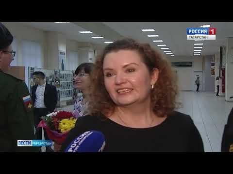6 призывников из Татарстана займутся развитием оборонной промышленности России