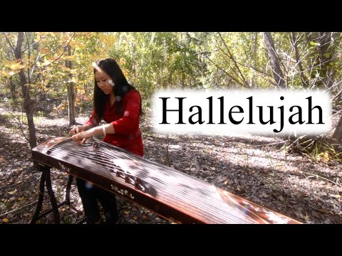 Hallelujah played on the Chinese Zither (Guzheng Cover)