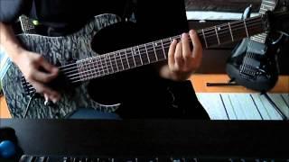 アルカナ・ファミリアOP [Magenta Another Sky/原田ひとみ] Guitar cover