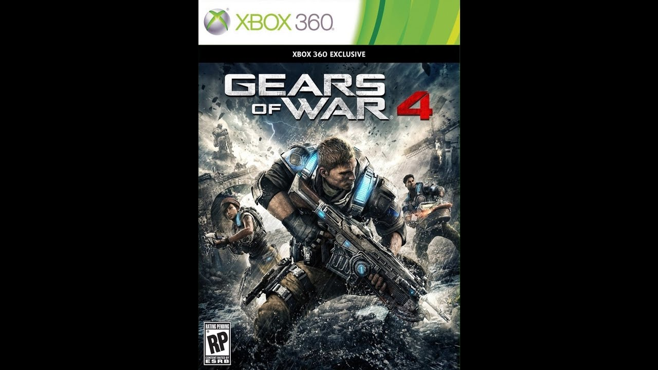 Ya disponible gears of war gameplay para xbox