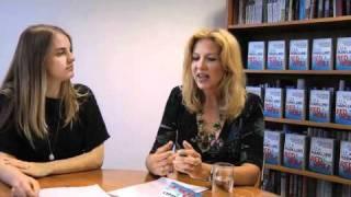 Q & A with Liza Marklund