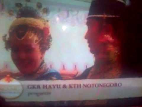 2013-10-23 Grand Royal Wedding Mataram Kingdom Ngayogyakarto Hadiningrat  ( Yogyakarta ) Indonesia