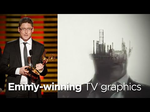Australian TV graphics designer takes out Emmy