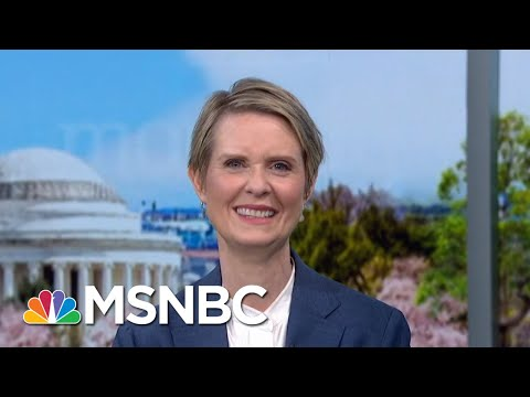 Cynthia Nixon: Andrew Cuomo's Record Is Hard To Defend | Morning Joe | MSNBC