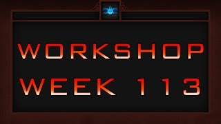 Dota 2 Weekly Workshop - Week 113 (New Bloom)