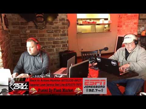 Tuesday's RWRC Radio LIVE from J'Town's Grill 1-23-18