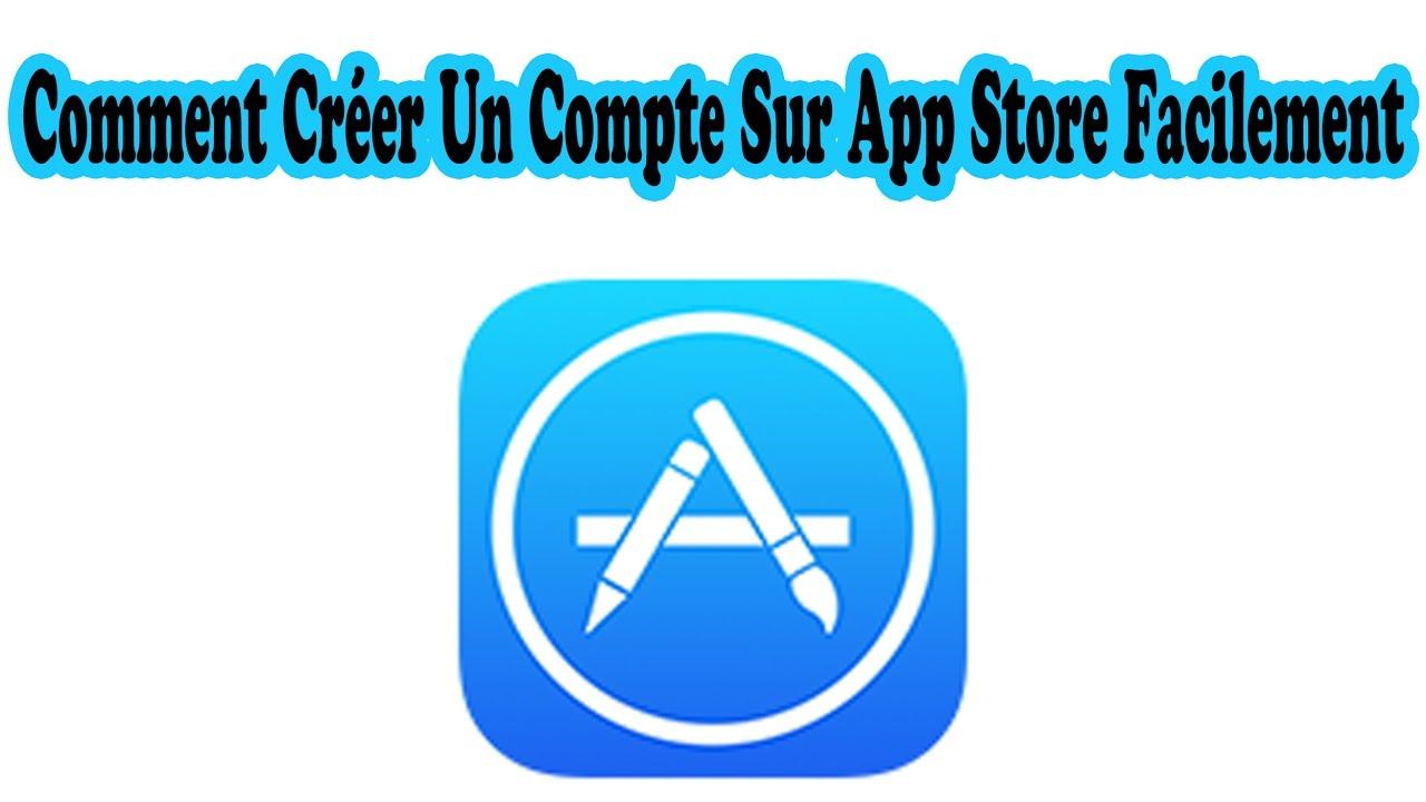 Comment Creer Un Compte Sur App Store Sans Carte Bancaire Facilement Youtube
