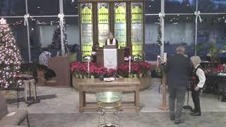 First Presbyterian Church of Rockwall Christmas Eve service 12.24.20