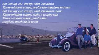 Three Window Coupe The Rip Chords with Lyrics