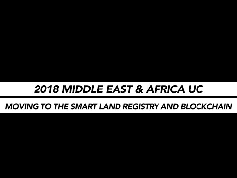 Moving to the Smart Land Registry and Blockchain