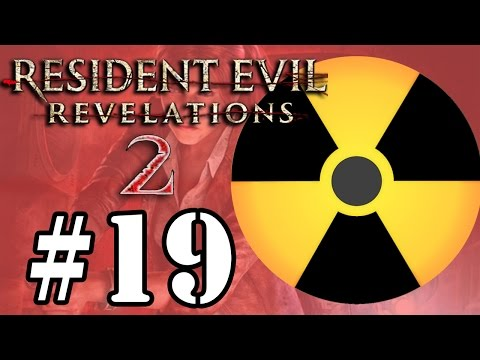 Let's Play: Resident Evil Revelations 2 - Parte 19 - Gás Tóxico