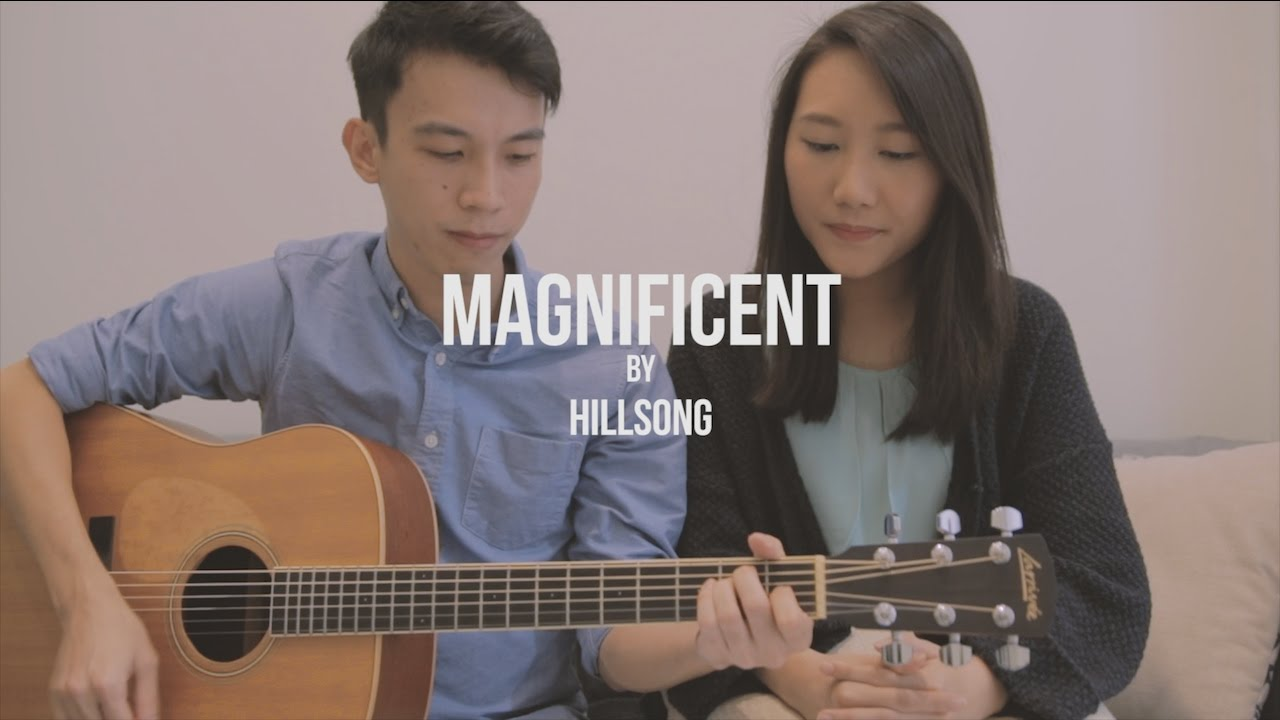 Guitar Tutorial: Magnificent by Hillsong Worship - With Loop Control -  YouTube for Musicians