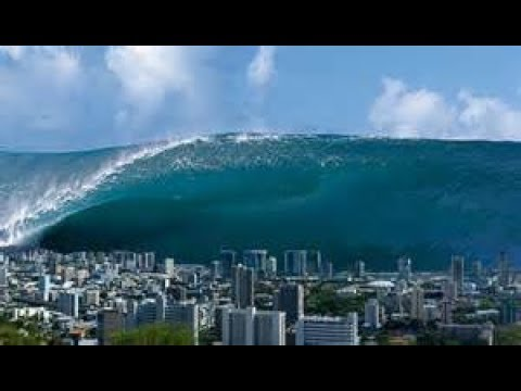 Mega Tsunami Prediction In 2018/2019