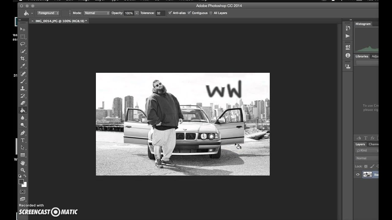 Photoshop tools tutorial youtube photoshop tools tutorial baditri Choice Image