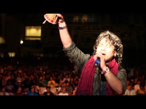 Agad Bam Bagam Live By Kailash Kher   Bam Lahiri   Kailasha   Live