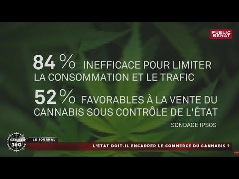 L'état doit-il encadrer le commerce du cannabis ?