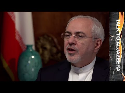 Iran's FM Mohammad Zarif: 'The US is addicted to sanctions'