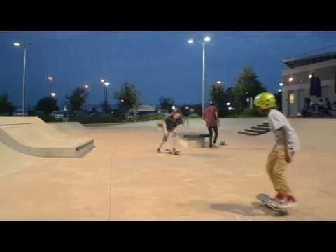 Houston skate park