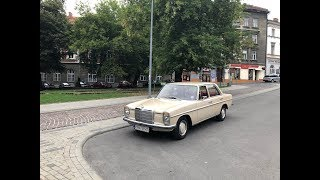 Evergreen Mercedes W115