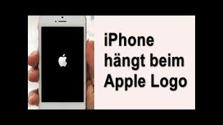 iOS 11 hängt im Apple-Logo?Hier ist die Lösung!