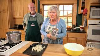How To Make Lefse With Rollie And Olga