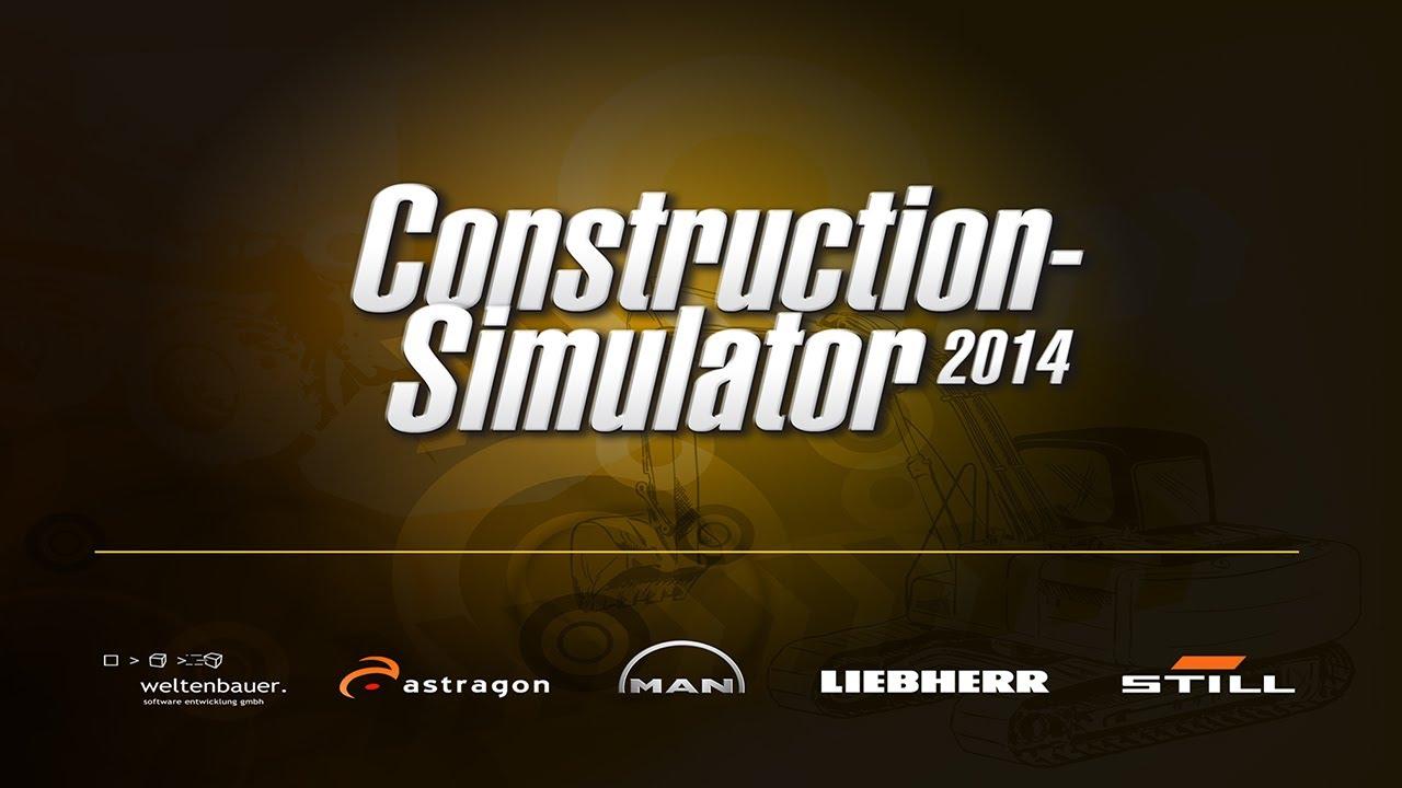 Construction Simulator 2014 Universal Hd Gameplay Trailer Youtube