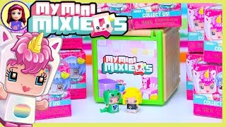 My Mini MixieQ's Apartment Beauty Salon Fairy Land Blind Boxes Silly Play   Kids Toys