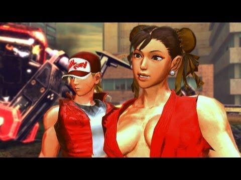 Street Fighter X Tekken - All Tekken Rival Cutscenes (PC MODS #2) [1080p] TRUE-HD QUALITY