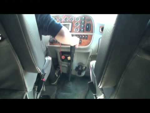 How To Shift An 60 Speed YouTube Unique Kenworth W900l Shift Pattern