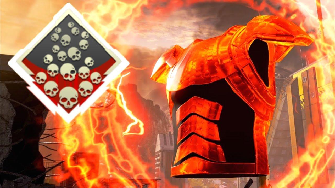 The Heirloom EVO SHIELD 20 BOMB in Apex Legends thumbnail
