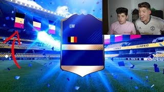 I CAN'T BELIEVE THIS HAPPENED... FIFA 17 BPL TOTS PACK OPENING FT MY BROTHER!!