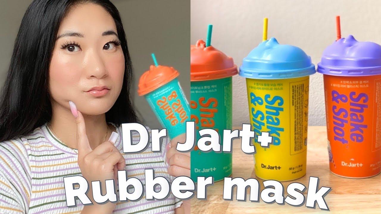 Dr. Jart+ Shake & Shot Rubber Mask review