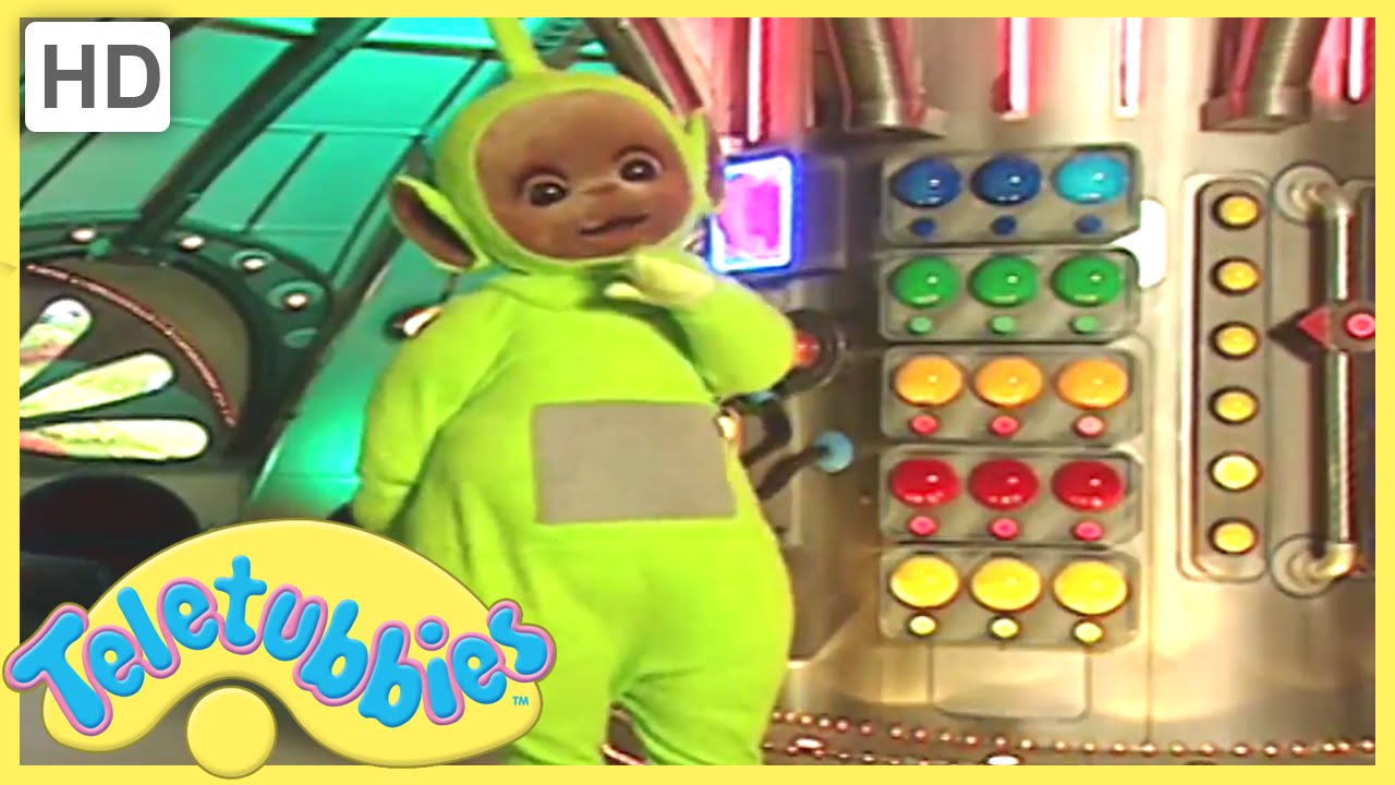 Teletubbies Funny Walks 883 Cartoons For Children Youtube