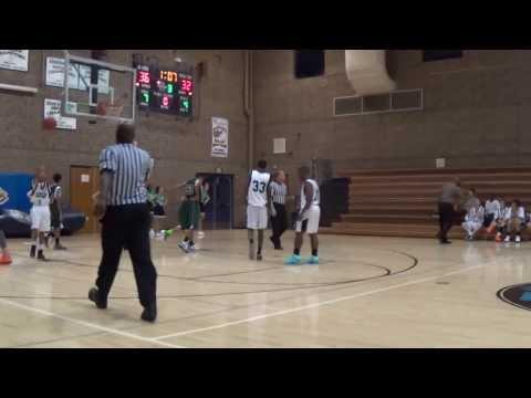 Kyrene Akimel vs. Kyrene Middle School 11/25/13