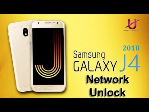 Samsung J4 SM-J400F Network Unlock File Free Download No