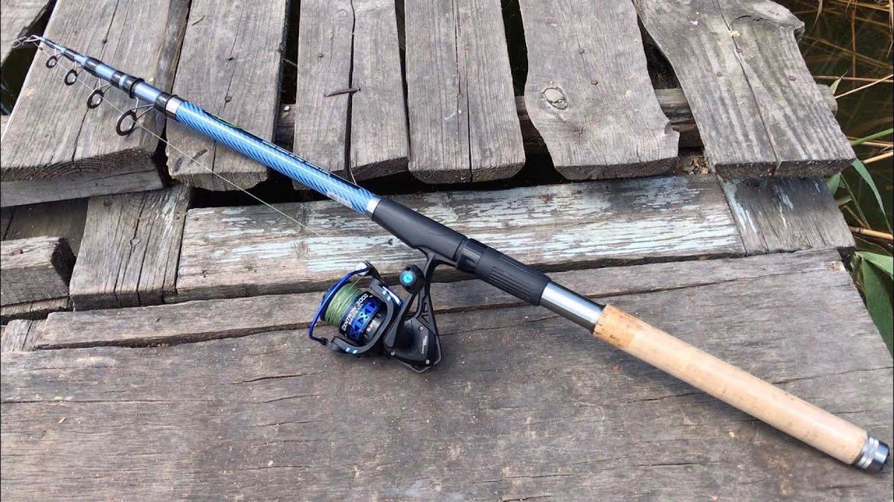 Лучший телескопический спиннинг для начинающих | kalipso navigator pro обзор и тест | рыбалка 2020