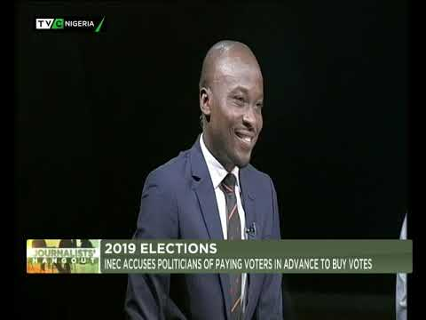 Journalists' Hangout 16th January, 2019   General Elections