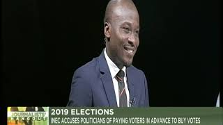 Journalists Hangout 16th January 2019  General Elections