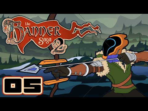 I Got A Bear! - Let's Play The Banner Saga 2 [Alette Route] - PC Gameplay Part 5