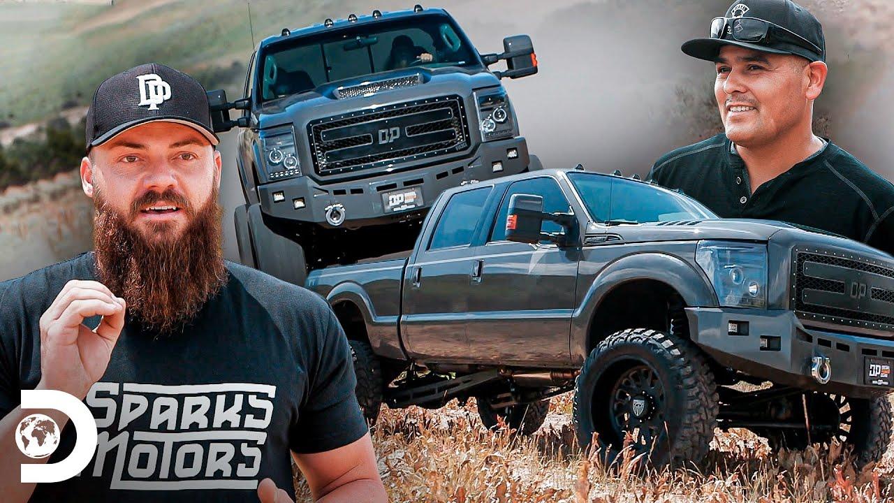 Sorprenden a José, víctima de agresión con nueva camioneta | Diesel Dave | Discovery Latinoamérica
