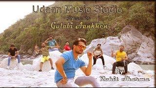 Gambar cover Gulabi Aankhen || Rohit Sharma || The Train || Mohammad Rafi