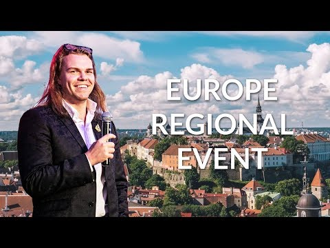 Europe 2019 Regional Event in Estonia - Success Factory